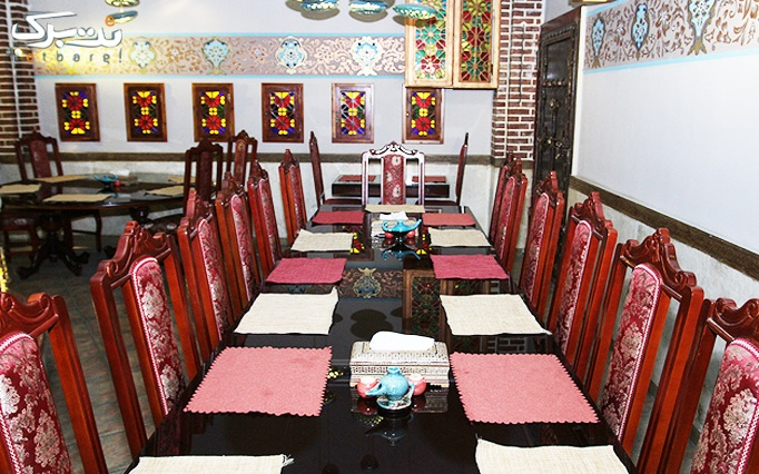 100 سال تاریخ کهن در رستوران کاروانسرای خانات