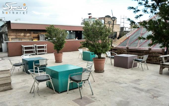 منظره زیبا رستوران سنتی بام لواسان