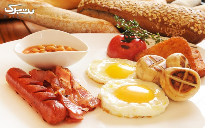 صبحانه و عصرانه لذیذ در کافی شاپ آنسه