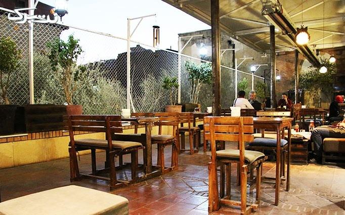 کافه رستوران ایوان با منوی باز کافه تا سقف 11,000 تومان
