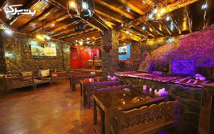 پذیرایی افطار در رستوران سنتی آذربایجان