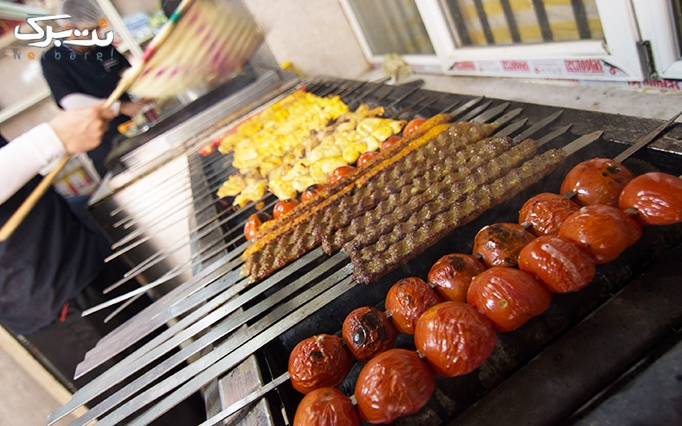 غذاهای لذیذ و متنوع در رستوران پانیک