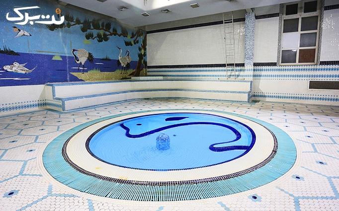 استخر مجموعه ورزشی دانشگاه شهید رجایی