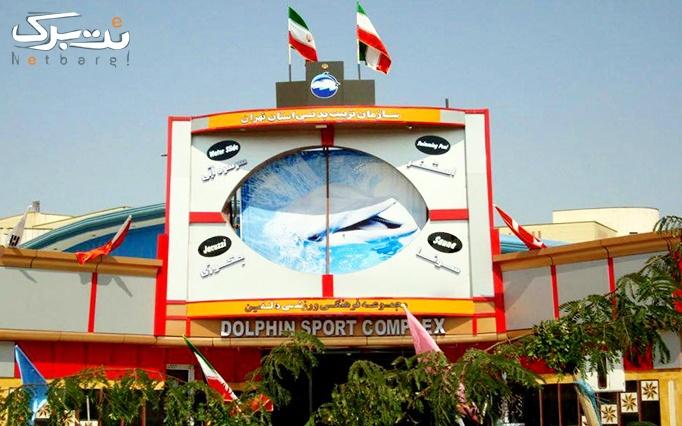 استخر دلفین