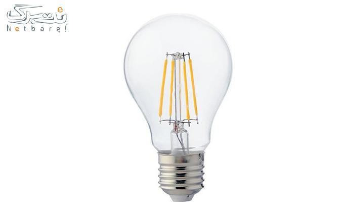لامپ ال ای دی 8 فیلامان وات 500 لومن HOROZ از اترک تاب