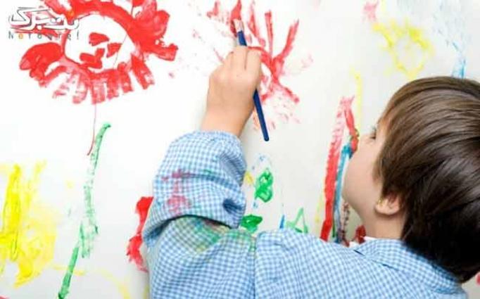 کارگاه آموزشی در کانون هوش و خلاقیت پاراکس