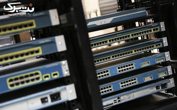 آموزش عملی شبکه بندی کامپیوتری در ایفل