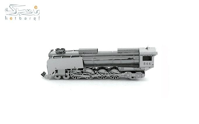 پازل سه بعدی فلزی قطار از فروشگاه ایران پازل