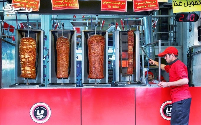 افتتاحیه مستر دونر (شعبه هروی) با منوی باز پیتزا و ساندویچ
