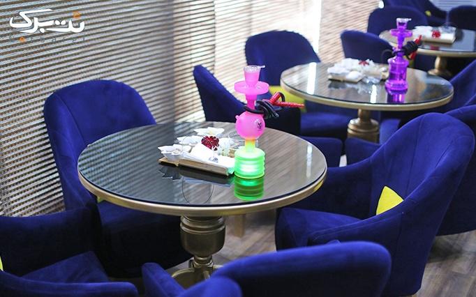انواع سرویس چای سنتی دو نفره در کافه پارادایس