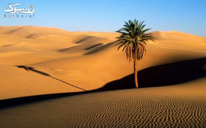 سفر هیجان انگیز در کویر دیدنی مصر