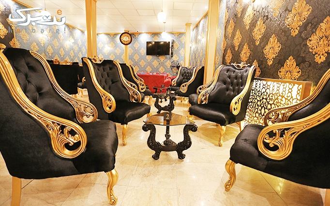 کافه رستوران سپند با نوشیدنی و چای سنتی