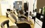 کوتاهی مو و اصلاح ابرو در آرایشگاه عسلک