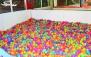 بازی و شادی در شهربازی سرپوشیده رنگین کمان