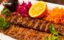 فودکورت پانوراما بامنوی باز غذا و پیش غذاهای متنوع