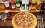 رستوران ایتالیایی پیاتو با پیتزا، پاستا و چای سنتی