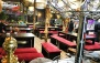 رستوران سوارین با منو باز غذاهای لذیذ و چای سنتی