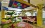رستوران و کافی شاپ درنیکا با منو باز و موسیقی زنده