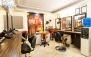 مانیکور و ژلیش ناخن در آموزشگاه و آرایشگاه ری را