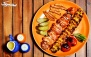 رستوران رستان با پکیج غذا و پیش غذا ویژه ناهار