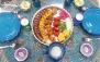 کباب های خوشمزه در مجموعه سنتی تنور سنگی