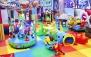 خانه بازی باران با یک ساعت شادی و نشاط برای کودکان