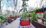 باغچه رستوران سنتی کنعان با منو غذایی و چای سنتی