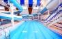 شنا و آب درمانی در استخر سپیدار