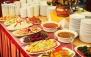 بوفه افطار و شام در رستوران زیتون