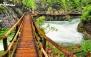 تور ویژه آب بازی رودخانه وحشی و ساحل کایاک
