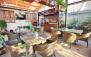 سینی افطار در کافه گالری آرتلند