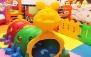 خانه کودک پرنیان با انواع بازی و اسباب بازی ها