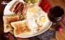 صبحانه فرانسوی، انگلیسی، آمریکایی و ... کافه سولو