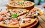 انواع پیتزا در کافه کول