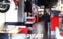سرویس سفره خانه ای عربی در کافه رستوران دوکاتی