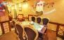 منو غذایی و سرویس چای سنتی در رستوران مفید