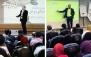 کارگاه کنترل استرس و غلبه بر ترس از سخنرانی