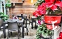 سرویس سفره خانه ای ترکیه ای و عربی در کافه مدس