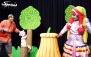 نمایش عروسکی دزد قصه ها در سالن نمایش پارک ارم