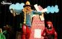 نمایش دزدان کلاغی در خانه فرهنگ نور
