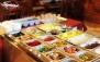 منوی غذای ایرانی در رستوران شیوا