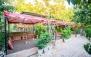 سرویس چای سنتی و منو غذایی در رستوران باغ بهشتی