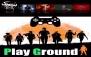 یک ساعت بازی کامپیوتری PS4 در گیم نت پلی گراند