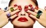 خدمات زیبایی ناخن در سالن زیبایی گندمگون