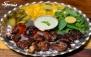 سورنا باربکیو با منوی کباب های متنوع و خوشمزه