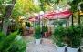 منو باز غذایی در رستوران باغ بهشتی