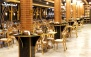 بوفه شام مفصل در رستوران لوکس vip کاظمی
