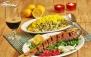 منو غذاهای ایرانی در رستوران قاصدک