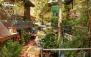 منو غذاهای ایرانی در باغچه رستوران کباب الملک
