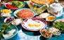 بوفه صبحانه رستوران پنج دری ویژه 5 شهریور